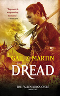 Gail Z Martin The Dread