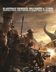 Steampunk vs. Aliens